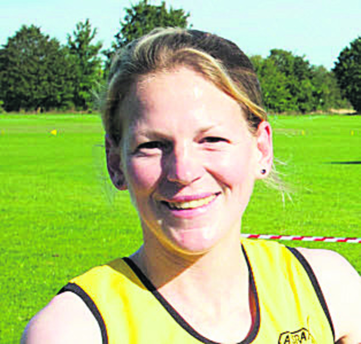 Woodstock's Sophie Carter helped Belgrave to silver