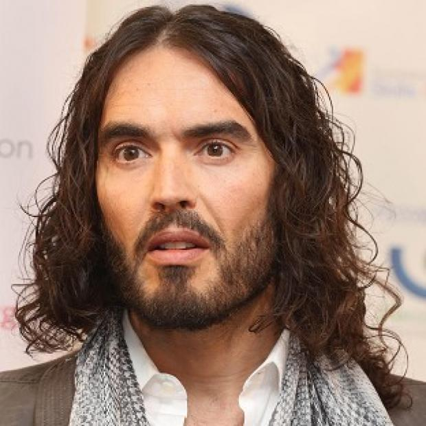 Witney Gazette: Russell Brand said nobody is helped by drugs being illegal