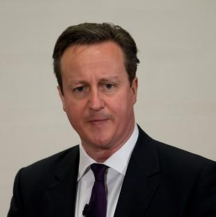 David Cameron says fracking and energy security should be a
