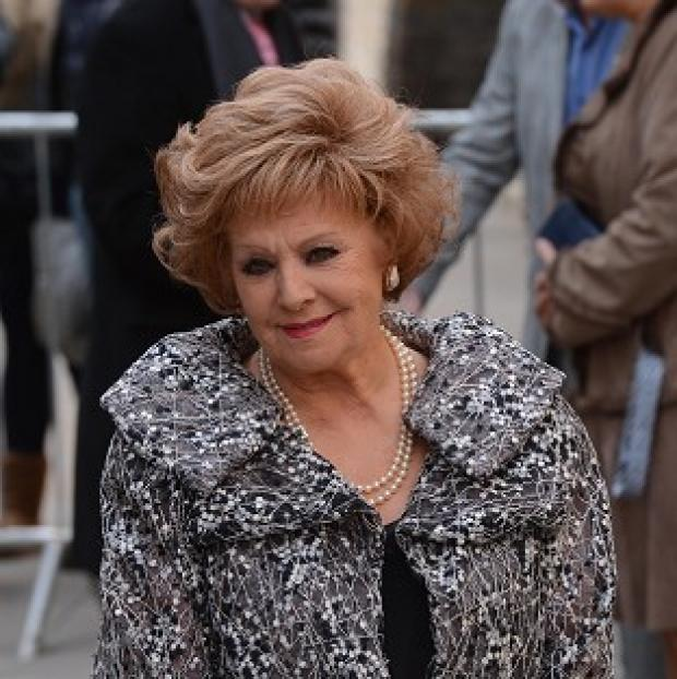Witney Gazette: Actress Barbara Knox has been arrested on suspicion of drink-driving