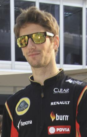 MOTORSPORT: Grosjean's aiming for Monaco points