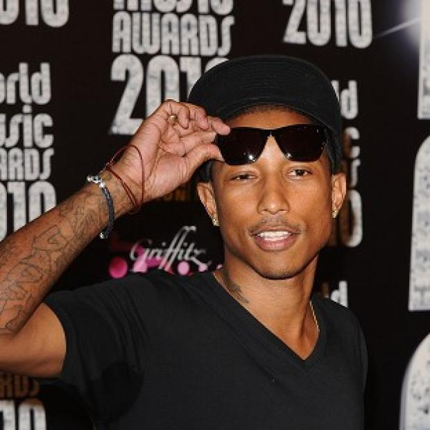 Witney Gazette: Pharrell Williams will star at the Big Weekend in May