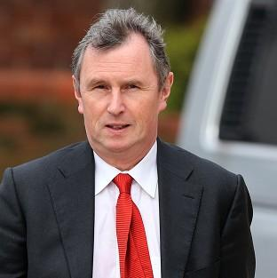 Former deputy speaker of the House of Commons Nigel Evans is giving evidence in his sex offen