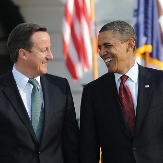 "Witney Gazette: The ""special relationship"" remains resilient, it is claimed."