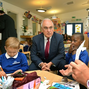 Poorer children 'not school ready'
