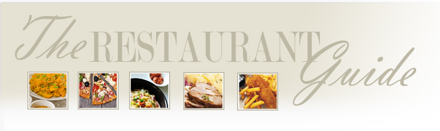 Witney Gazette: Restaurant Guide page image
