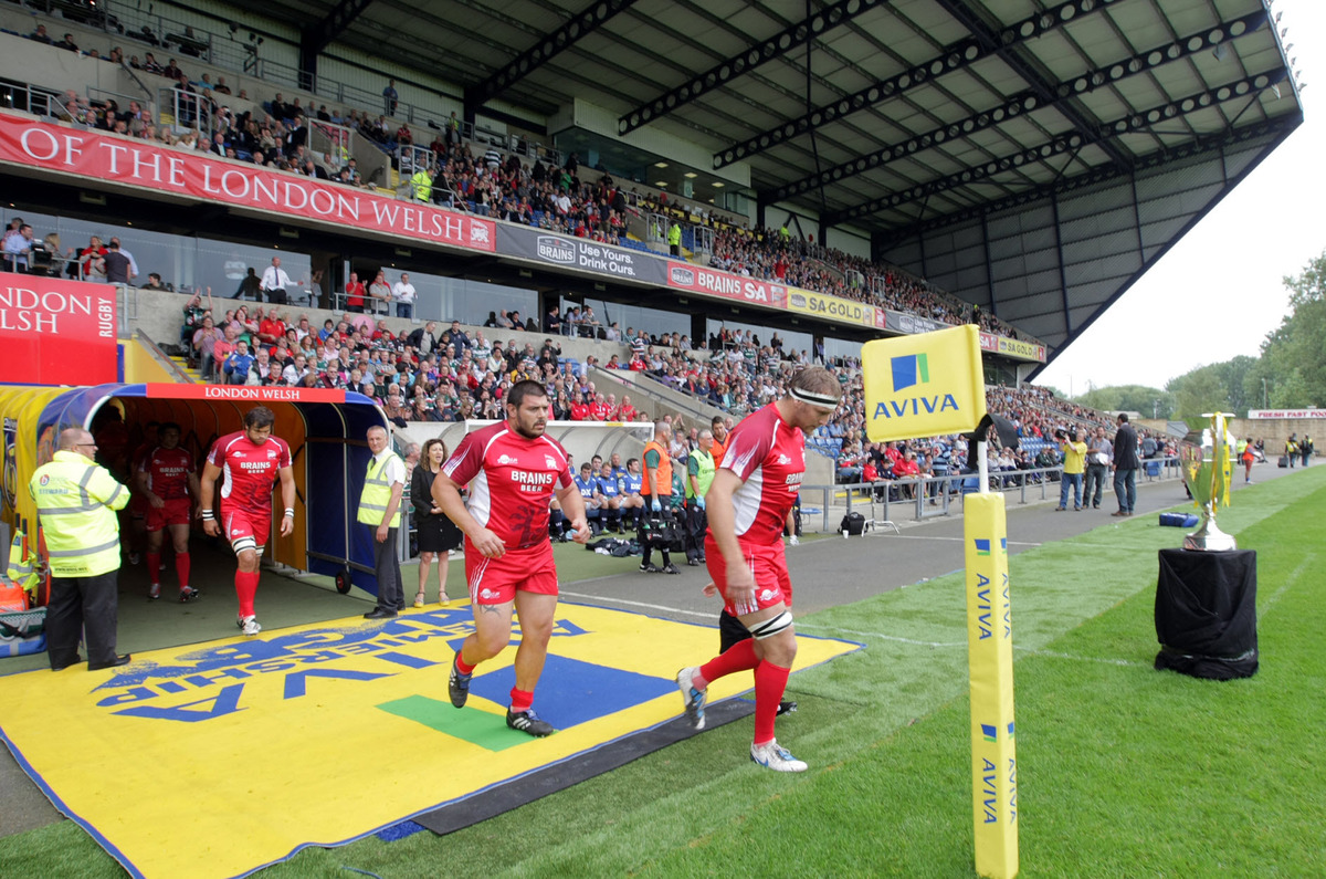 RUGBY UNION: London Welsh agree new three-year deal to play at Kassam Stadium