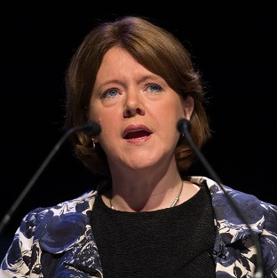 File photo dated 01/10/13 of Secretary of State for Culture Media and Sport Maria Miller, who is expected to face intense pressure when the results of a lengthy investigation into her use of taxpayer-funded expenses are published today.