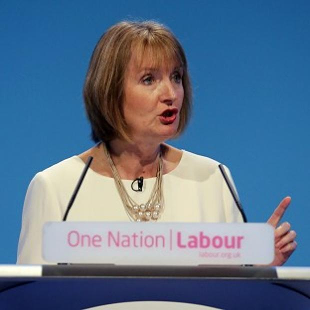 Witney Gazette: Harriet Harman says there is a problem in Westminster, partly because it is male dominated and partly because of people being away from home