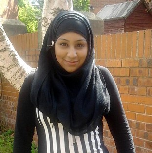 Reema Ramza was still alive when her boyfriend started to cut off her head with a knife