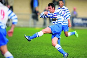 FOOTBALL: Cook serves up last-minute leveller for North Leigh