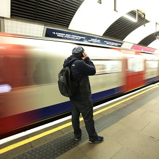 Tube workers strike for five days
