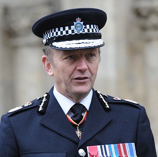 President of the Association of Chief Police Officers Sir Hugh Orde