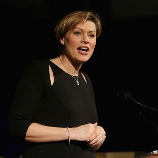 Witney Gazette: Kate Silverton has struggled for years with fertility problems, undergoing IVF a number of times