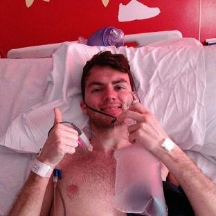 Cancer patient Stephen Sutton, 19, is now aiming to raise