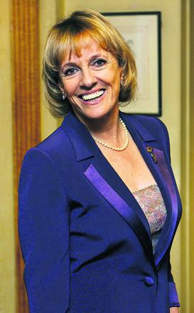 Esther Rantzen will host a weekly light-entertainment show  on the new channel