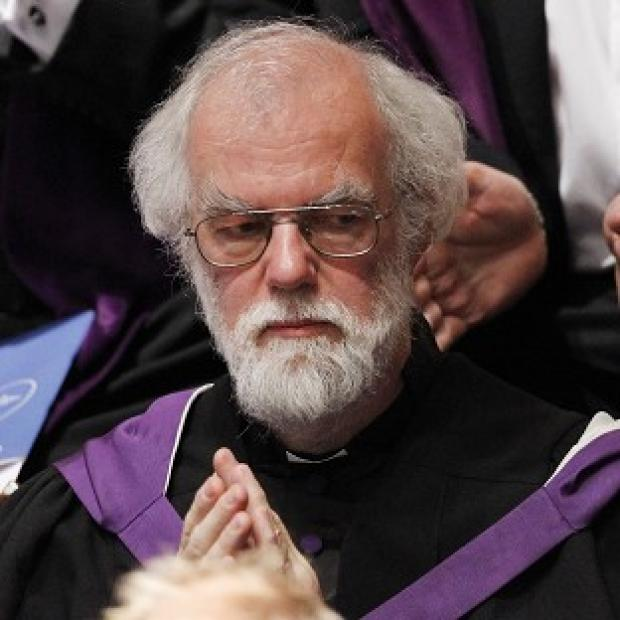 Witney Gazette: Former Archbishop of Canterbury Rowan Williams said the country is not as secular as some people think