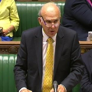 Witney Gazette: Business Secretary Vince Cable faces a grilling over the sell-off of Royal Mail
