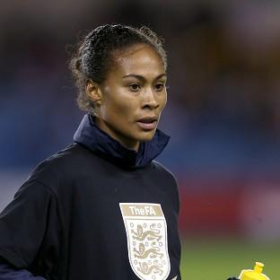 England and Arsenal Ladies forward Rachel Yankey will be handed an OBE for services to football