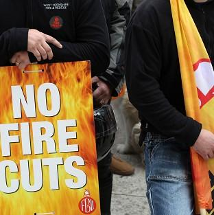 Witney Gazette: Firefighters are staging more industrial action in a dispute with the Government over pension changes