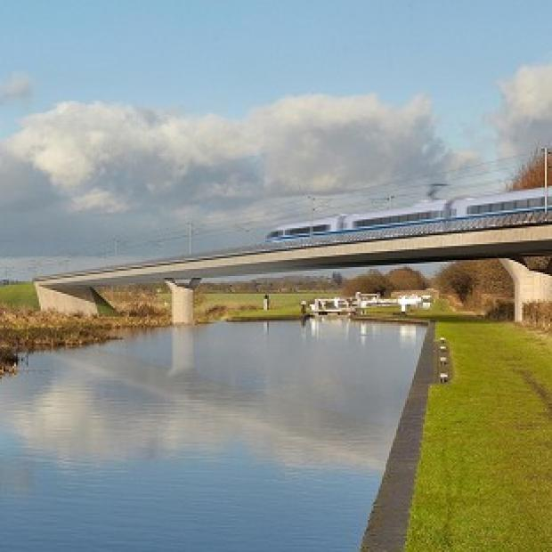 Witney Gazette: The CPRE wants to see a more ambitious approach to protecting the landscape along the HS2 London to Birmingham line