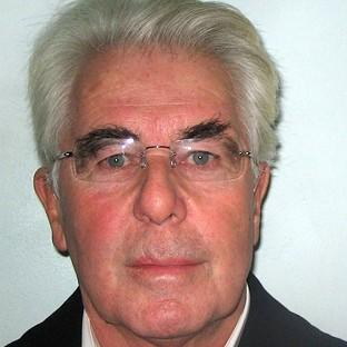 Witney Gazette: Police custody photograph of disgraced PR guru Max Clifford, who was jailed for eight years for a string of indecent assaults on four women (Metropolitan Police/PA)