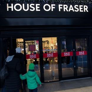 Witney Gazette: A majority stake in House of Fraser was bought by Chinese conglomerate Sanpower