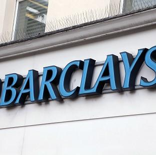 Barclays' profits fell to �1.69bn in the first quarter because of a slump in e
