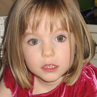 Madeleine McCann has been missing since 2007