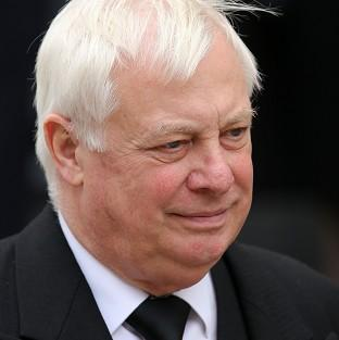 Lord Patten is stepping down from h