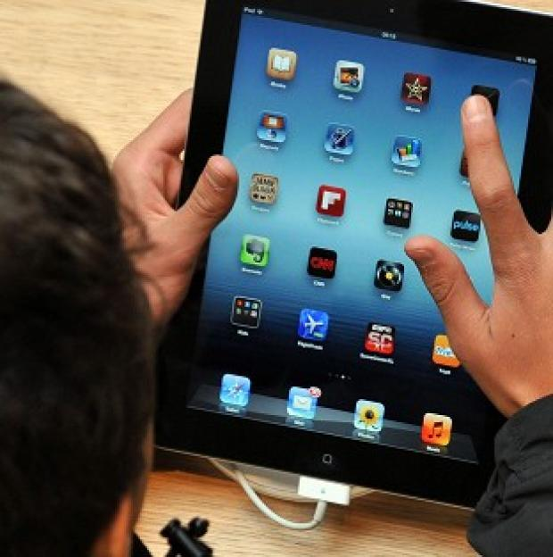 Witney Gazette: High numbers of youngsters took gadgets such as laptops, tablets and smartphones to bed with them, the study said