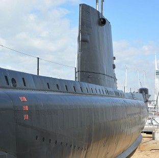 HMS Alliance was launched in 1947 and completed a distinguished 28-year career during the Cold War