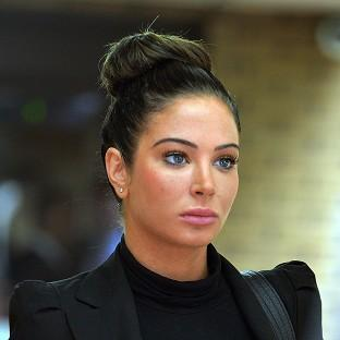 Witney Gazette: Former X Factor judge Tulisa Contostavlos denies assault.