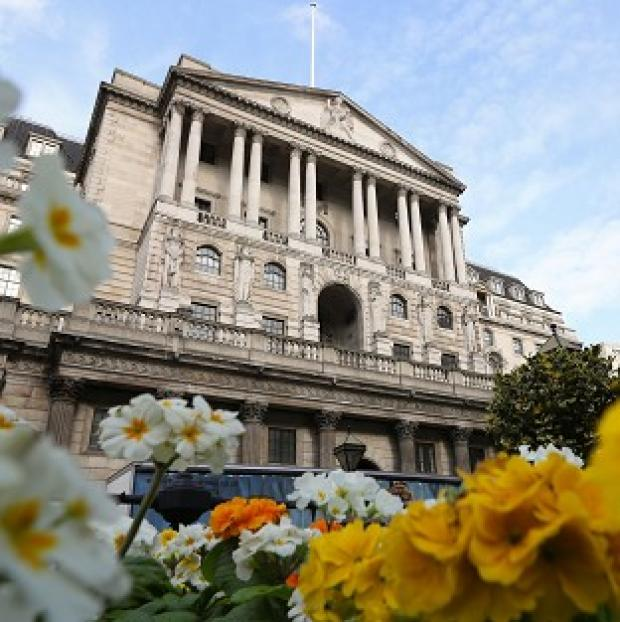 Witney Gazette: The Bank of England has kept interest rates at 0.5% since 2007
