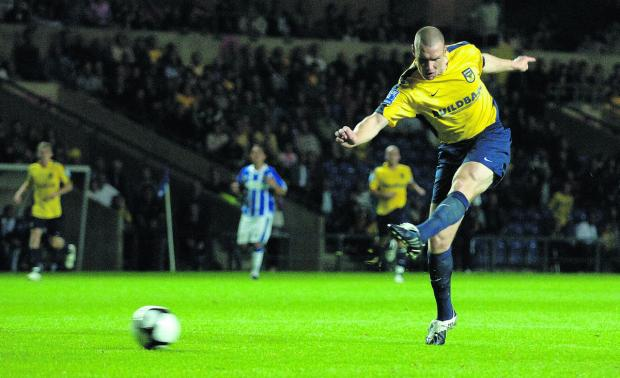 James Constable has not ruled out a return to Oxford United in the future