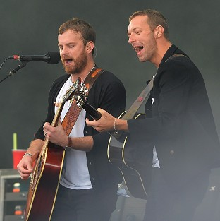 Coldplay's sixth album tops chart
