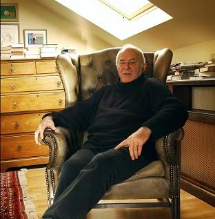 Clive James, diagnosed with leukaemia, kidney failure