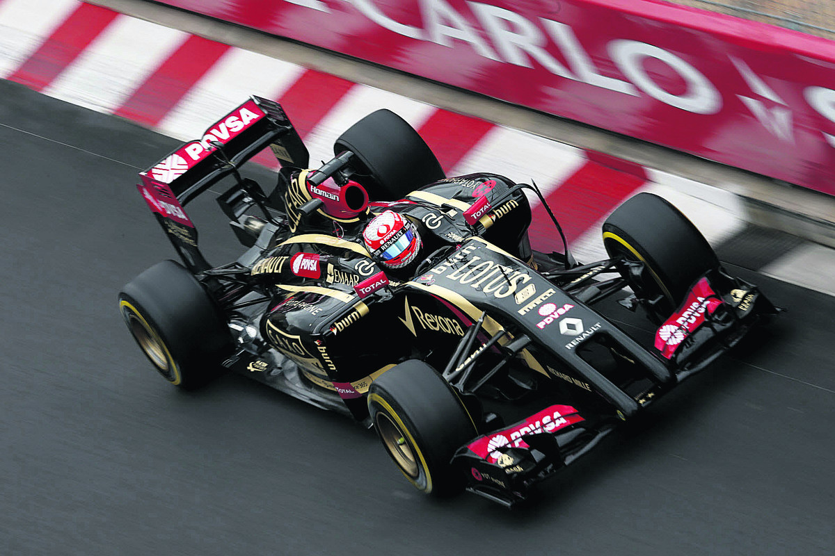 Romain Grosjean is hoping for a repeat of his second place in the 2012 Canadian Grand Prix in this year's race