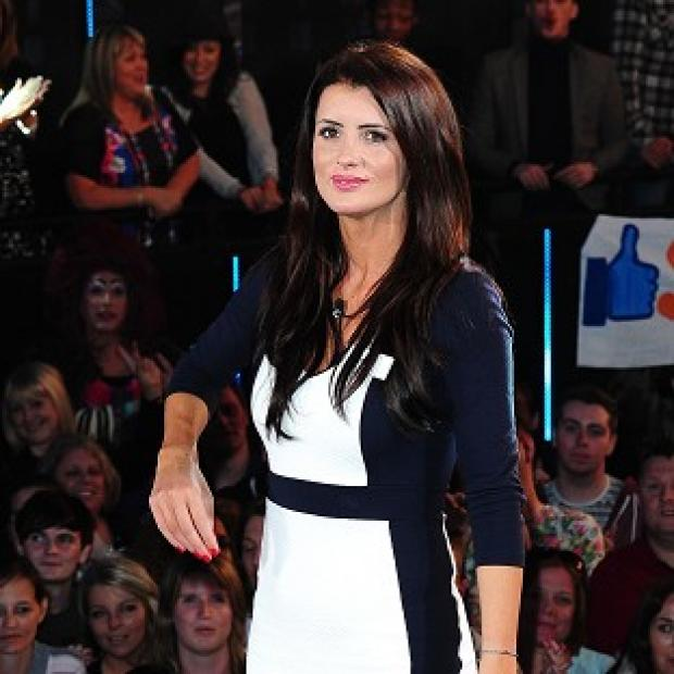 Witney Gazette: Helen Wood arriving to enter the Big Brother house at Elstree Studios, Borehamwood, at the start of the latest series of the Channel 5 programme.
