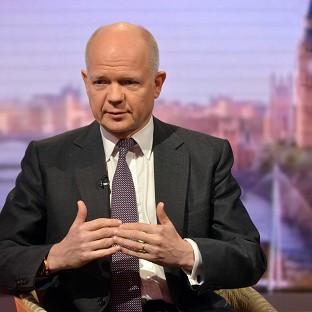 Witney Gazette: Foreign Secretary William Hague says the UK wants reformers to take the top jobs in Europe