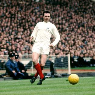 Jeff Astle is best remembered for scoring West Brom's winning goal in the 1968 FA Cup final