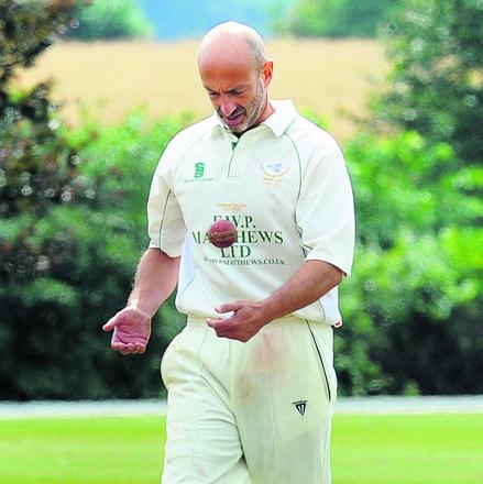 Shaun Miller took 3-9 in a miserly 6.3 over spell for Shipton-under-Wychwood in their surprise win against Finchampstead to get them finally off the mark