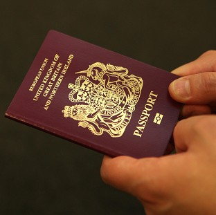 Ministers step in over passport row