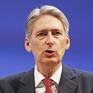 Defence Secretary Philip Hammond insisted recruitment to the reserves is on track