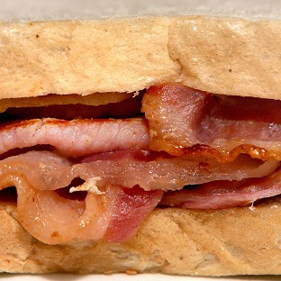 Men are being warned of the dangers of eating too much processed meat