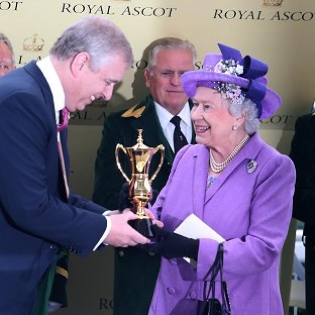 Witney Gazette: The Queen was one of the victorious owners at Royal Ascot last year.