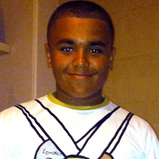 Rio Andrew, 15, died after falling ill at an illegal rave in Croydon