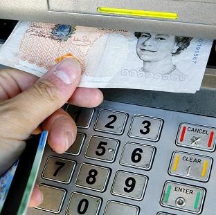 Only one in four people knew that cashpoints were dreamt up in Britain