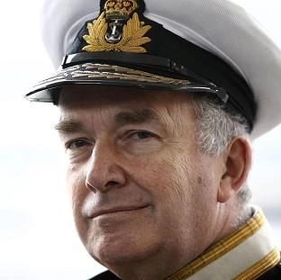 Admiral Lord West has warned over defence spending cuts