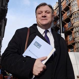 Shadow chancellor Ed Balls wants the OBR to look at Labour's spending plans